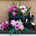 rincón de bienvenida, boda, decoración,vintage,wedding planner, novia, original